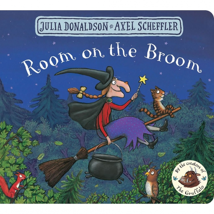 The Gruffalo S Child By Julia Donaldson And Axel Scheffler